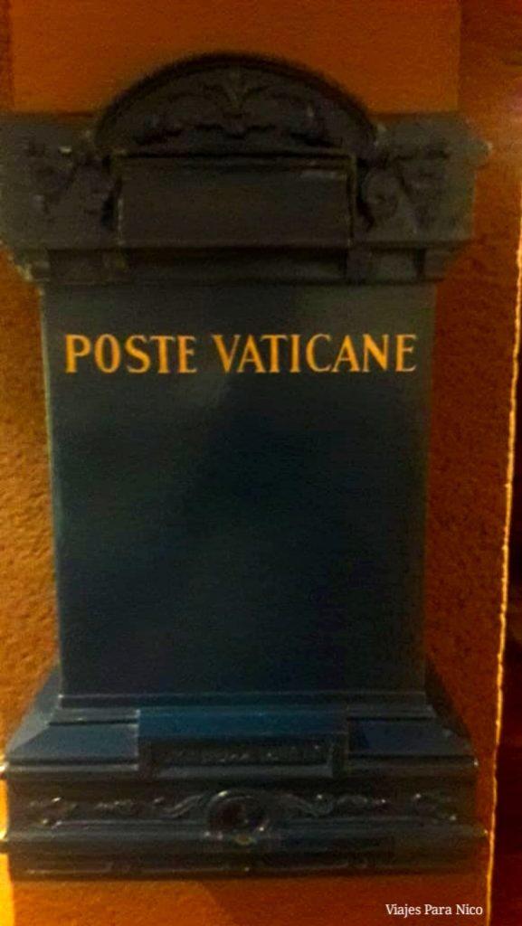 postal Vaticano