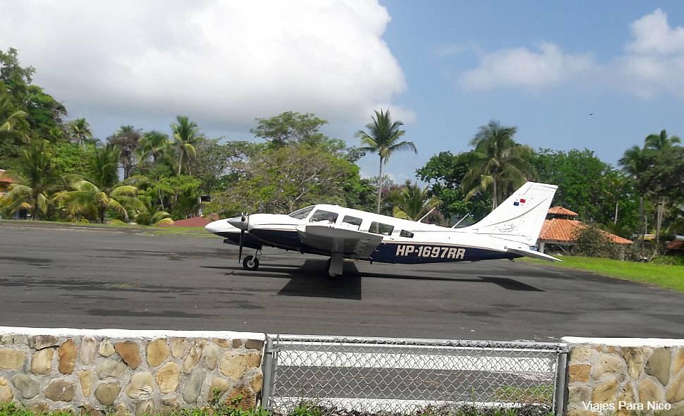 Aeropuerto Contadora