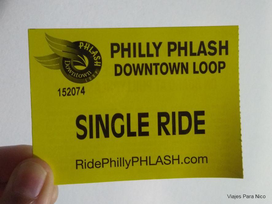 Ticket Phlash