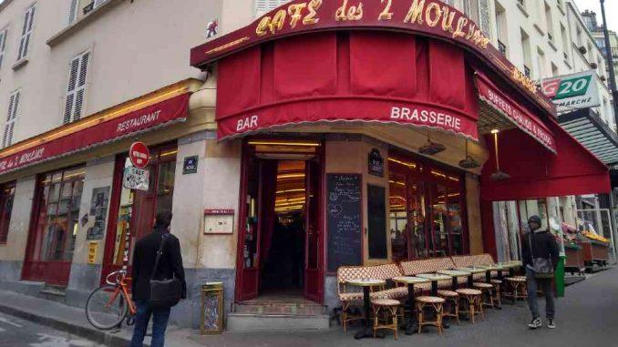 itinerario en paris
