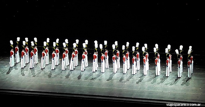 rockettes soldiers